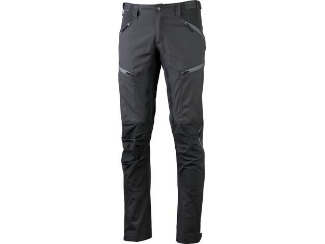 Lundhags Makke Pantalones Hombre, granite/charcoal